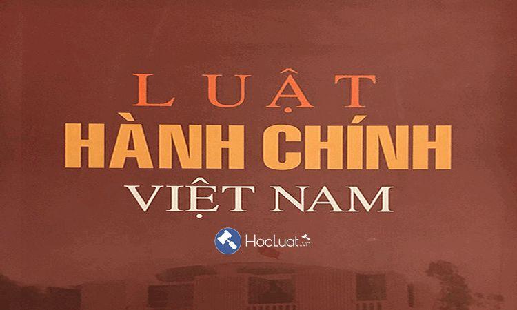 luat-hanh-chinh-viet-nam